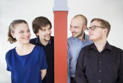 Klassiek in de Kerk: Kamus String Quartet