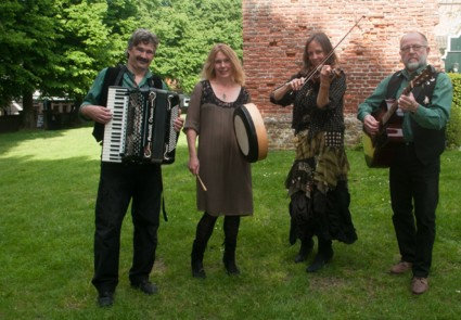 Unicorn , Swingende Ierse-Folkband