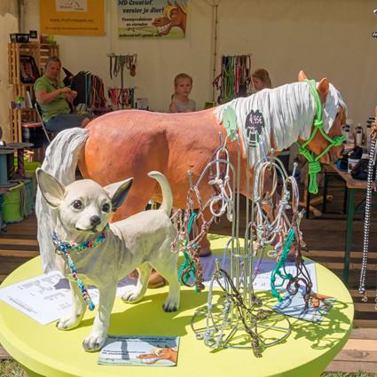 Paarden in De Ring, expositie