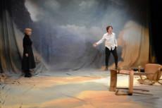 Toneelgroep  Dorst - Charlotte en Branwell Brontë